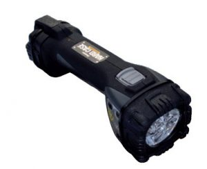 Torche 4 leds xenon hard case