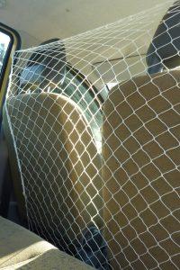 Accessoires voitures filet de protection
