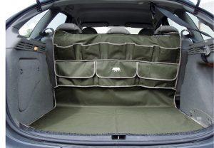Housse de protection de voiture + poches
