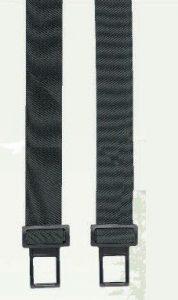 Bretelles attache ceinture