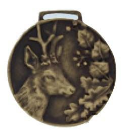 Médaille Roy de la chasse