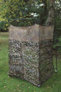 Filet bi-matière camo feuille / mesh 3x1.40 m