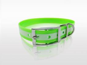 Collier phosphorescent vert