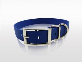 Collier Super-Soft bleu