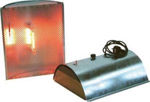 Radiant infrarouge 250 W.
