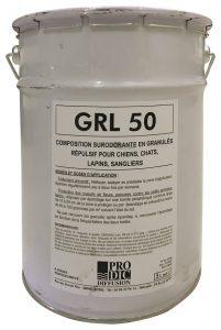 Répulsif lapins granulés GRL50