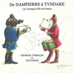 CD  De Dampierre à Tyndare