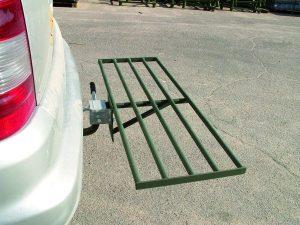 Porte gibier voiture