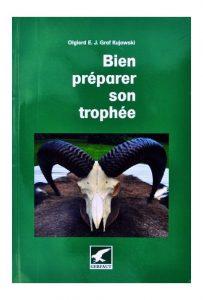 """Livre """"bien préparer son trophée"""""""