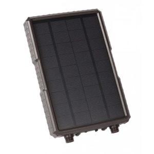 Panneau solaire avec batterie